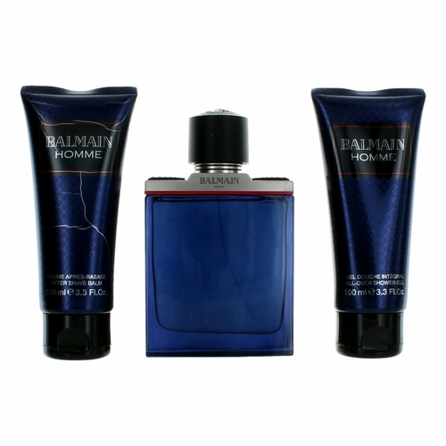 Balmain Homme by Balmain, 3 Piece Gift Set for Men