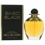 Basic Black by Bill Blass, 3.4 oz Cologne Spray for Women