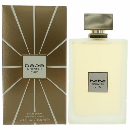 bebe Nouveau Chic by bebe, 3.4 oz Eau De Parfum Spray for Women