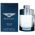 Bentley Azure by Bentley, 3.4 oz Eau De Toilette Spray for Men