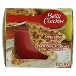 Betty Crocker Scented Candle 3 oz Jar - Apple Crisp Pie