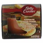Betty Crocker Scented Candle 3 oz Jar - Pumpkin Pie Sugar Cookies