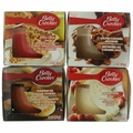 Betty Crocker Scented Candle 4 Pack of 3 oz Jars - Variety