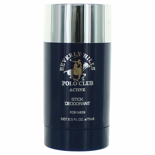 BHPC Active/Sport by Beverly Hills Polo Club, 2.5 oz Deodorant Stick for Men