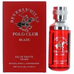 BHPC Blaze by Beverly Hills Polo Club, 3.4 oz Eau De Toilette Spray for Men