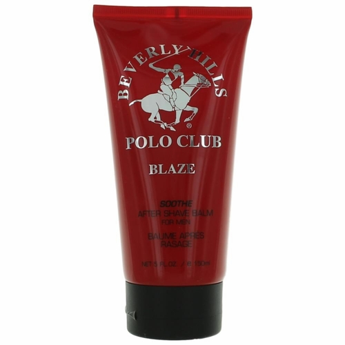 BHPC Blaze by Beverly Hills Polo Club, 5 oz After Shave Balm for Men