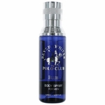 BHPC Blue by Beverly Hills Polo Club, 6 oz Body Spray for Men