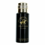 BHPC Classic by Beverly Hills Polo Club, 4 oz Natural Deodorant Spray for Men