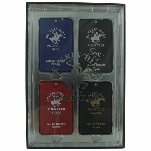 BHPC Pocket Collection by Beverly Hills Polo Club, 4 Piece Set for Men