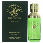 BHPC Rogue by Beverly Hills Polo Club, 3.4 oz Eau De Toilette Spray for Men