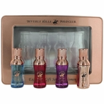 BHPC Rose Gold Collection by Beverly Hills Polo Club, 4 Piece Gift Set for Women