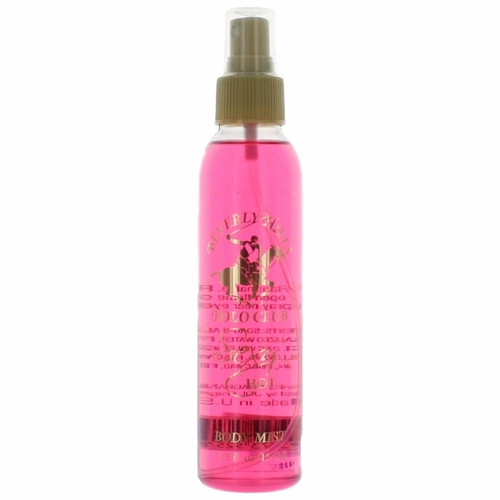 BHPC Sexy Hot by Beverly Hills Polo Club, 5.25 oz Body Mist for Women