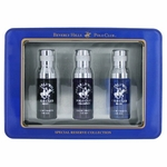 BHPC Special Reserve Collection by Beverly Hills Polo Club, 3 Piece Mini Set for Men (Blue)