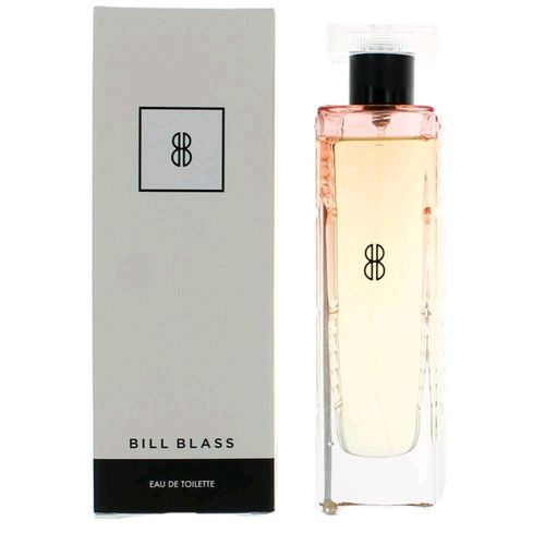 Bill Blass New by Bill Blass, 3.4 oz Eau De Toilette Spray for Women