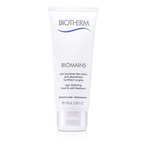 Biotherm Biomains Age Delaying Hand & Nail Treatment - Water Resistant  100ml/3.38oz