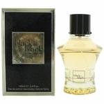 Black is Black For Her by Nu Parfumes, 3.4 oz Eau De Parfum Spray for Women