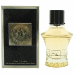 Black is Black for Her by NuParfums, 3.4 oz Eau De Parfum Spray for Women