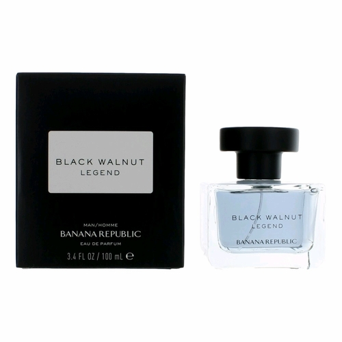 Black Walnut Legend by Banana Republic, 3.4 oz Eau De Parfum Spray for Men