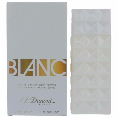 Blanc by S.T. Dupont, 3.3 oz Eau De Parfum Spray for Women