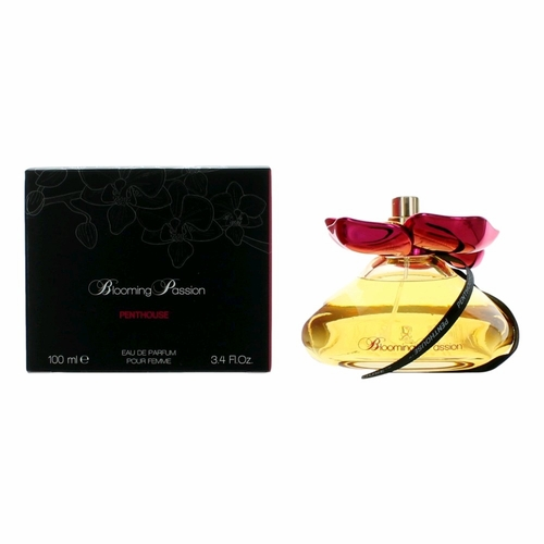 Blooming Passion by Penthouse, 3.4 oz Eau De Parfum Spray for Women