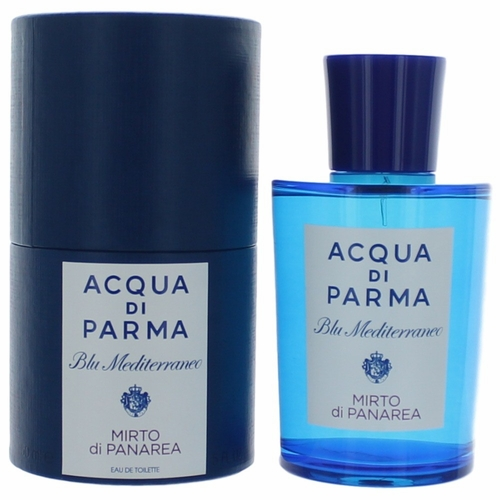 Blu Meditarano Mirto Di Panarea by Acqua Di Parma, 5 oz Eau De Toilette Spray for Men