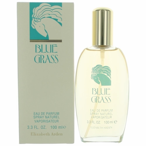 Blue Grass by Elizabeth Arden, 3.3 oz Eau De Parfum Spray for Women