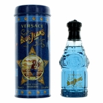 Blue Jeans by Versace, 2.5 oz Eau De Toilette Spray for Men