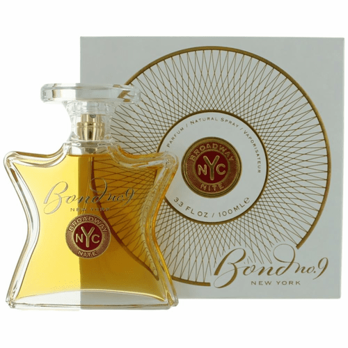 Bond No. 9 Broadway Nite by Bond No. 9, 3.3 oz Eau De Parfum Spray for Women