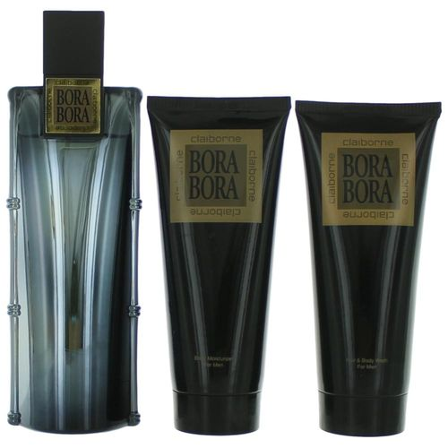 Bora Bora by Liz Claiborne, 3 Piece Gift Set for Men