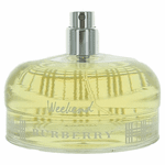 Burberry Weekend by Burberry, 3.3 oz Eau De Parfum Spray for Women Tester