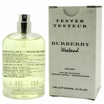 Burberry Weekend by Burberry, 3.4 oz Eau De Toilette Spray for Men Tester