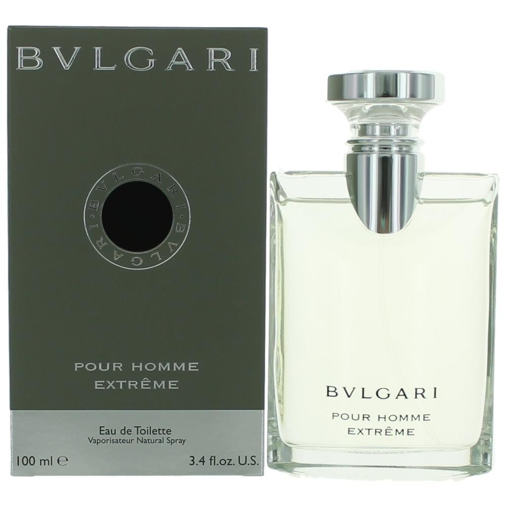 Authentic Bvlgari Extreme Cologne By Bvlgari 34 Oz Eau De Toilette