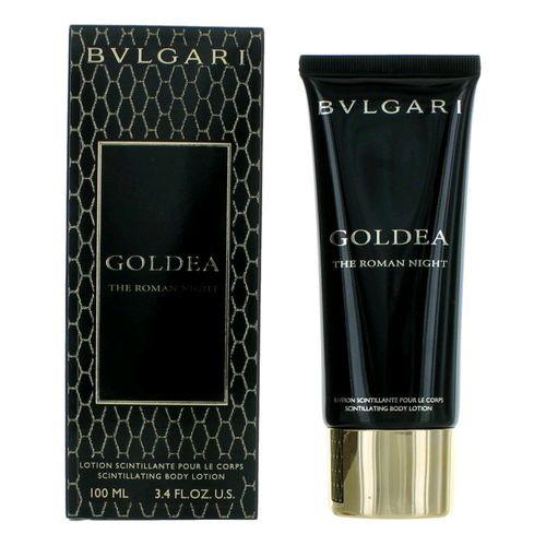 Bvlgari Goldea The Roman Night by Bvlgari, 3.4 oz Body Lotion for Women
