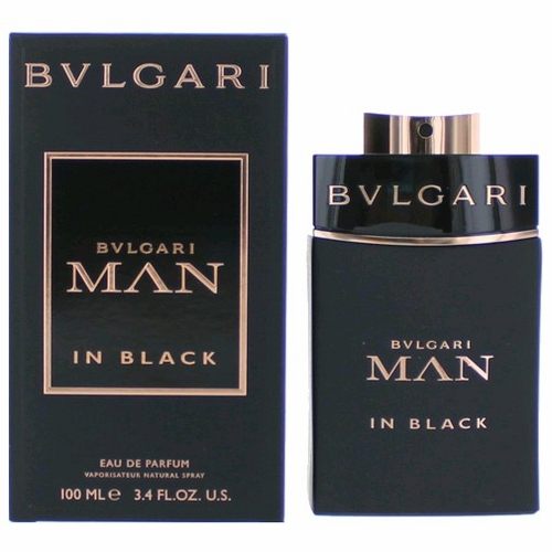 Bvlgari MAN in Black by Bvlgari, 3.4 oz Eau De Parfum Spray for Men