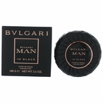 Bvlgari MAN in Black by Bvlgari, 3.5 oz Shaving Soap for Men