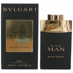 Bvlgari Man in Black Orient by Bvlgari, 3.4 oz Eau De Parfum Spray for Men