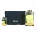 Bvlgari Man Wood Neroli by Bvlgari, 3 Piece Gift Set for Men