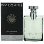 Bvlgari Soir by Bvlgari, 3.4 oz Eau De Toilette Spray for Men