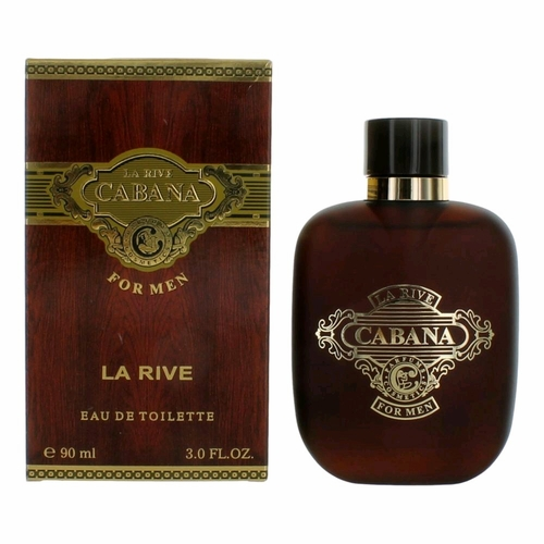 Cabana by La Rive, 3.4 oz Eau de Toilette Spray for Men