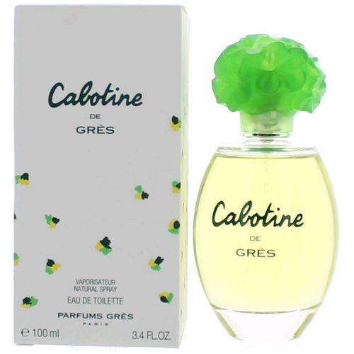 Cabotine by Parfums Gres, 3.4 oz Eau De Toilette Spray for Women