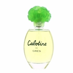 Cabotine by Parfums Gres, 3.4 oz Eau De Toilette Spray for Women Unboxed