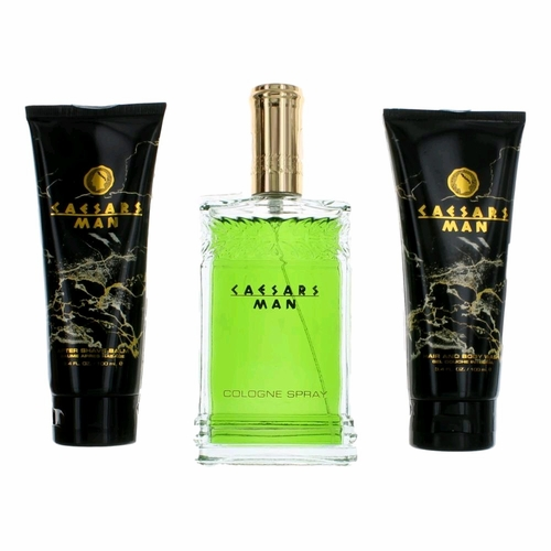 Caesars by Caesar's World, 3 Piece Gift Set for Men
