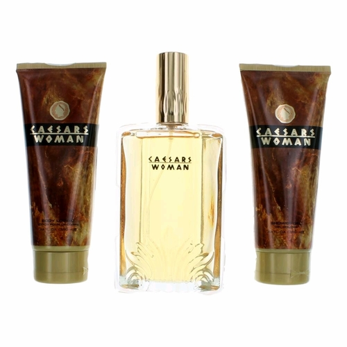 Caesars by Caesar's World, 3 Piece Gift Set for Women