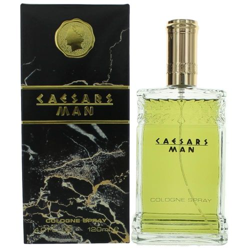 Caesars by Caesar's World, 4 oz Cologne Spray for Men