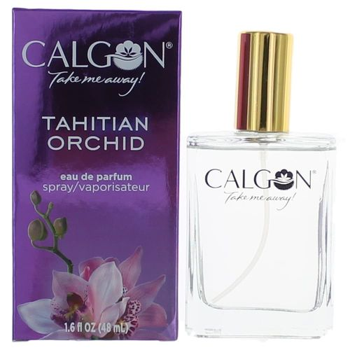Calgon Tahitian Orchid by Calgon, 1.6 oz  Eau De Parfum Spray for Women