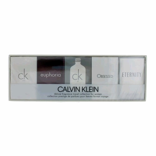 Calvin Klein by Calvin Klein, 5 Piece Variety Set for Women