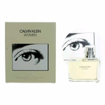 Calvin Klein Women by Calvin Klein, 3.4 oz Eau De Toilette Spray for Women