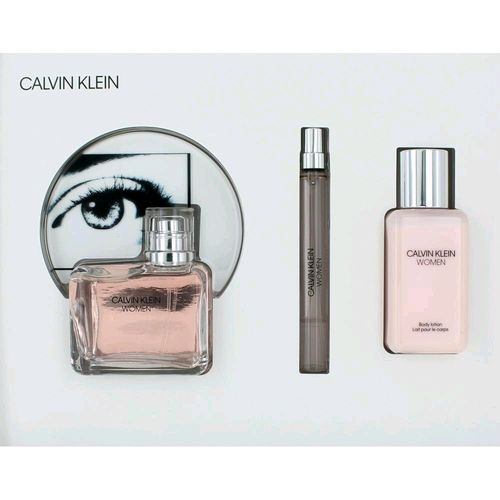Calvin Klein Women by Calvin Klein, 3 Piece Gift Set for Women