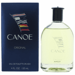 Canoe by Dana, 4 oz Eau De Toilette Splash for Men