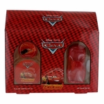 Cars Lightning McQueen by Disney, 2 Piece House Gift Set for Boys
